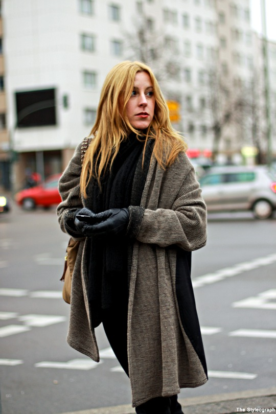 Street Style Berlin Fashion Week Bread & Butter