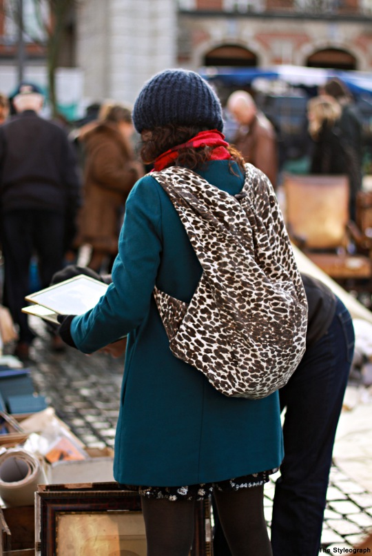 Street Style Bruxelles Backpack
