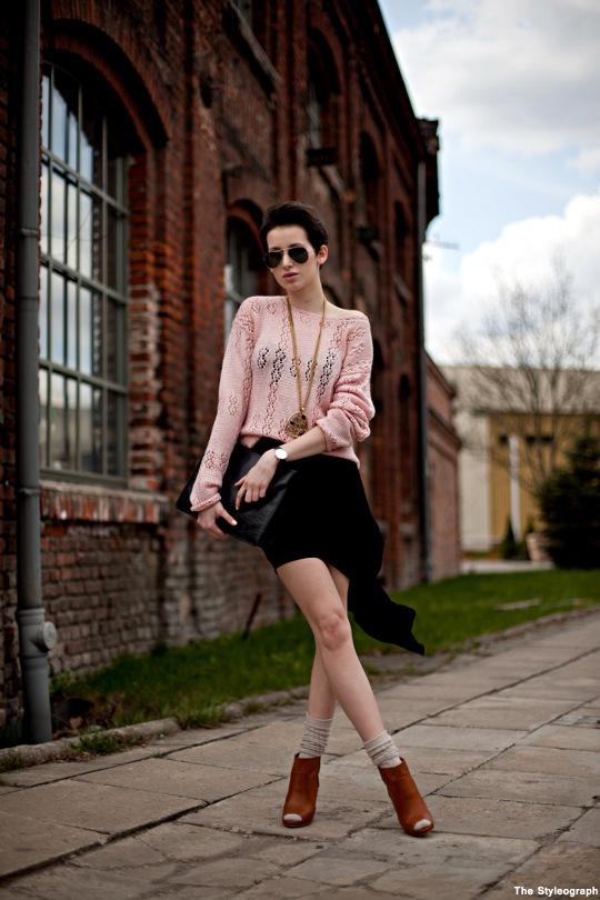 Poland Em Fashion Street Style Women