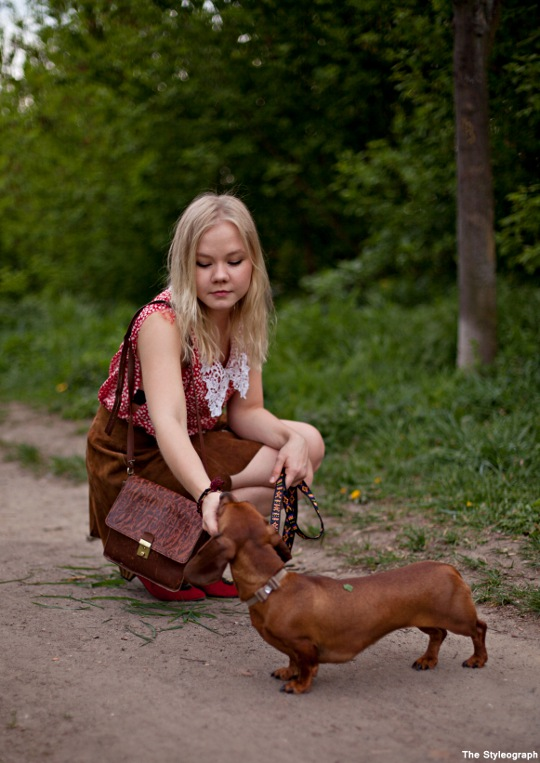 Dog Park Street Fashion Style Blog Berlin Women