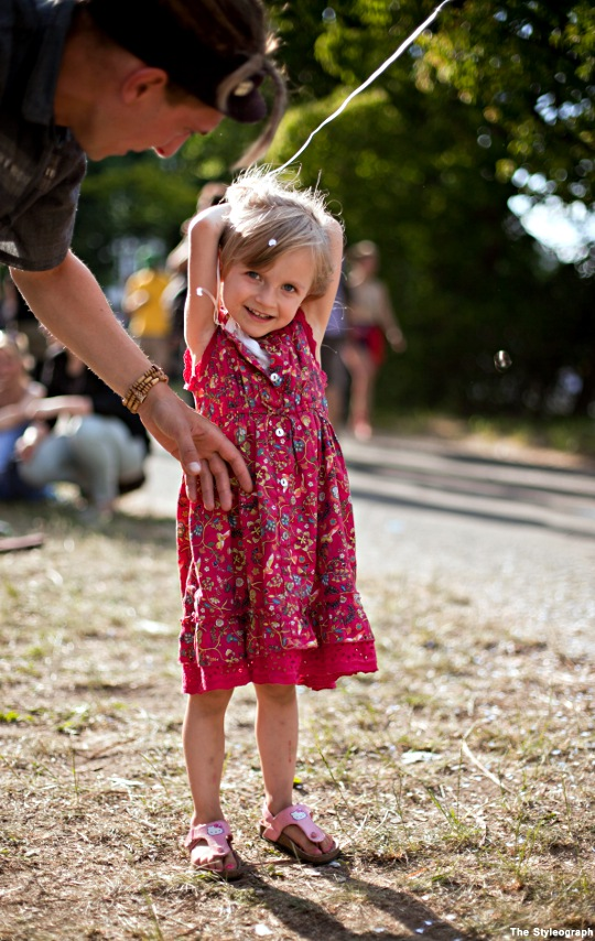 Kids Street Style Fashion Children Karneval der Kulturen Berlin