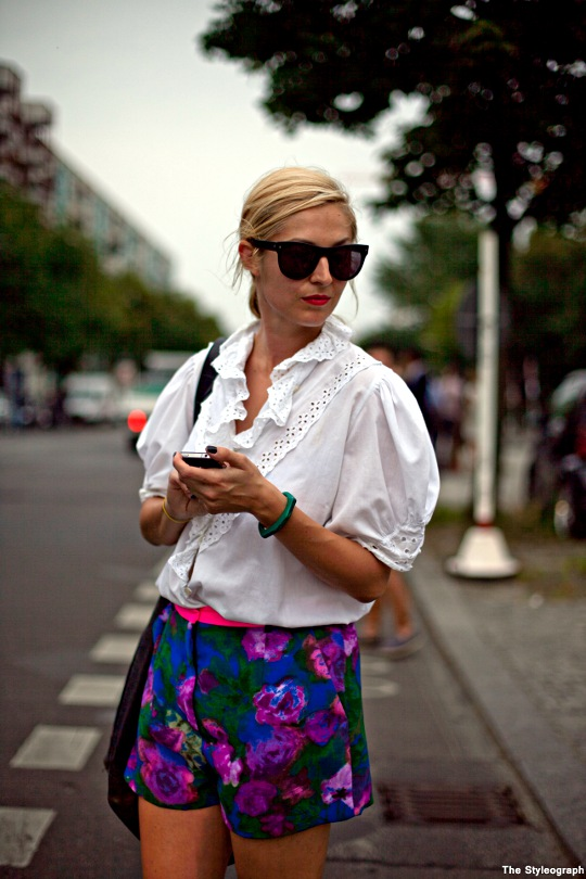Fashion Week Berlin Street Style Outfit