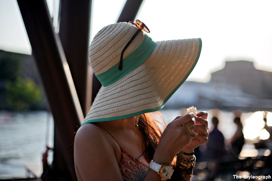 Summer Floppy Hat Women Trend
