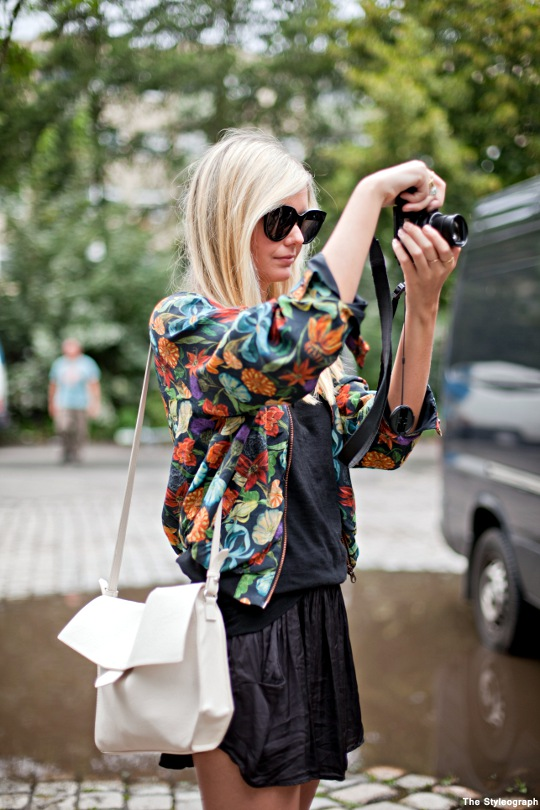 Jessica Stein Tuula Outfit Street Style Berlin