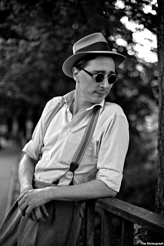 vintage black white photo Berlin Street Style Blog