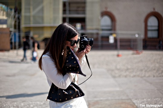 street style photographer fashion week