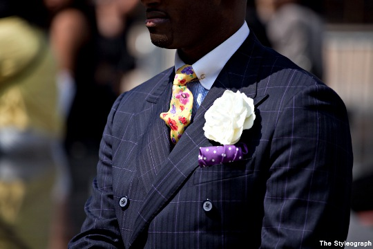 Men's Style on the streets of New York