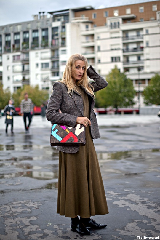 Ada Kokosar fashion stylist street style Paris