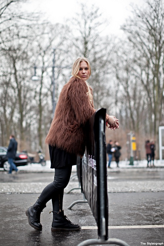 Berlin Fashion Week Streetstyle