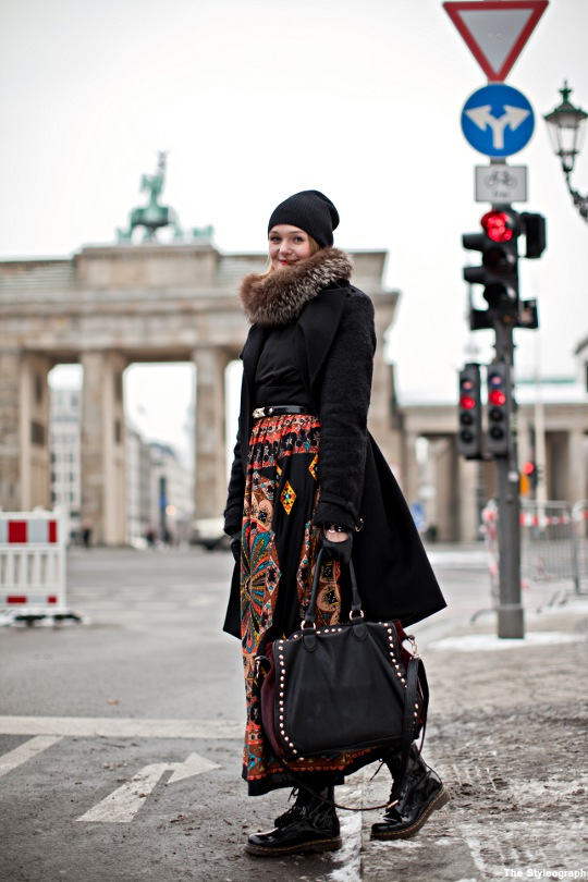 streetstyle berlin fashion week 2013
