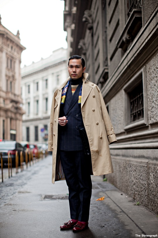 milan fashion week men street style