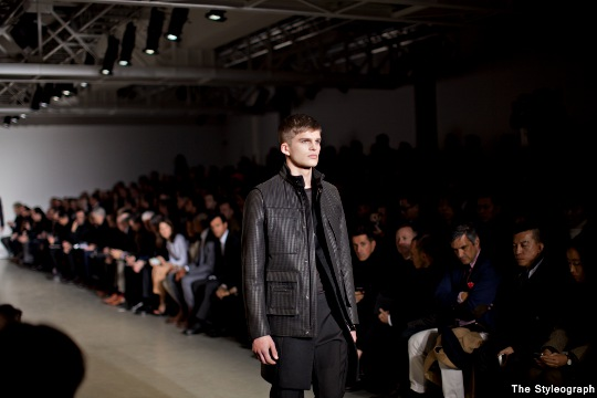 Milan Men's Fashion Week Calvin Klein