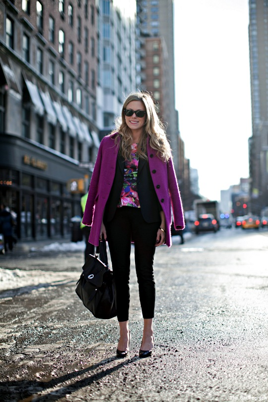street style blog image fashion week