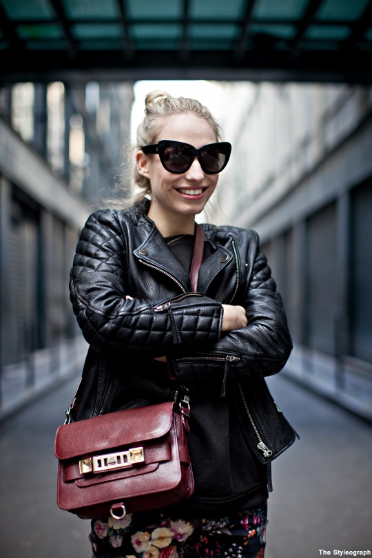 Yara Michels Fashion Blogger Image