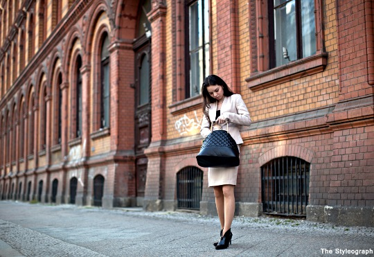 business outfit street style berlin