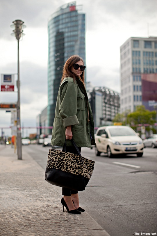 military coat women heels streetstyle berlin