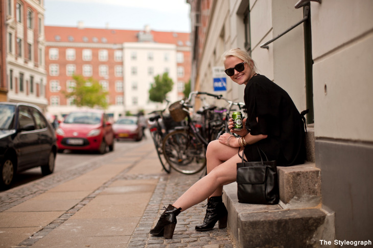 During The Distortion Festival On Copenhagen Which Is A Street Music Festival You Can Find A