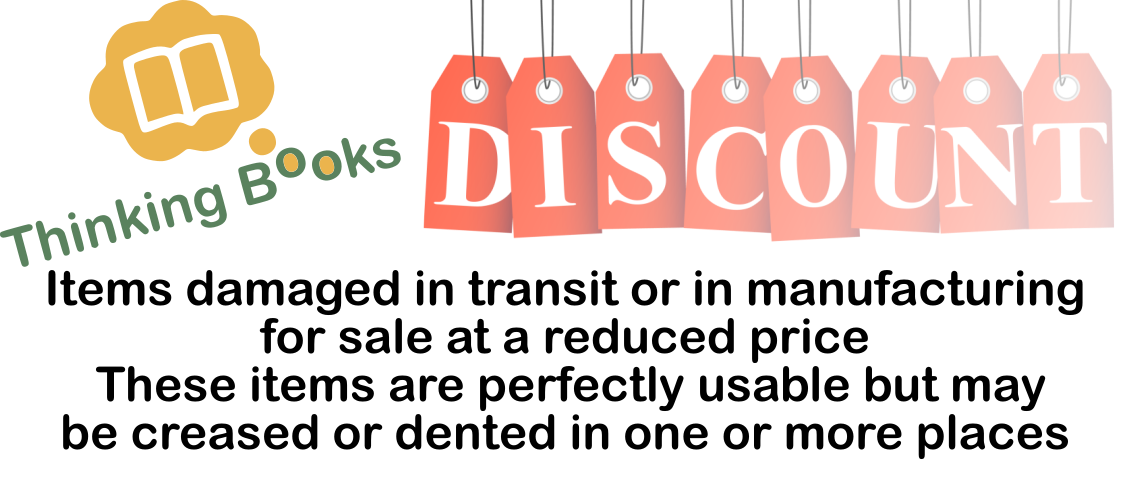 Discounted Items damaged in Transit or Manufacture