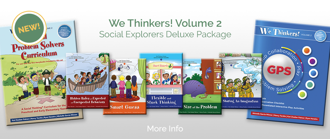 We Thinkers! Volume 2 Social Explorers