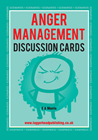 Anger Management Discussion Cards Primary