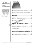 Impulse Control Activities & Worksheets for Middle School Students with CD