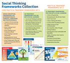 Social Thinking® Frameworks Collection | Set 1 and 2 Bundle
