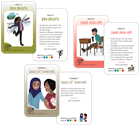 Zones Storybook Set + Zones Tools to Try Cards for Kids Bundle