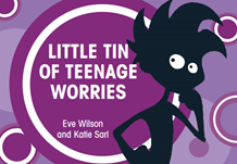 Little Tin of Teenage Worries
