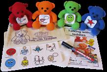 Talk with Teddies Classroom Communication Kit