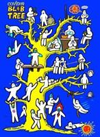Blob Tree Posters