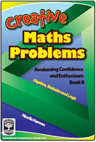Creative Maths Problems Book B