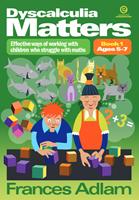 Dyscalculia Matters: Book 1