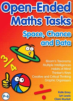 Open-Ended Maths Tasks - Space, Chance and Data