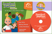 Preschool Playtime CD Volume 2