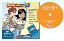 School Rules! CD Volume 1