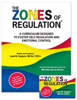 The Zones of Regulation *SECONDS*