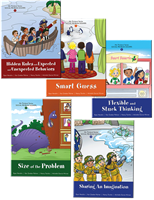 We Thinkers! Volume 2 - Five Storybook Set | Social Problem Solvers