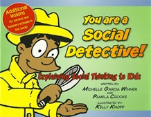 You are a Social Detective *SECONDS*
