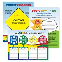 Zones of Regulation 3-Poster Set