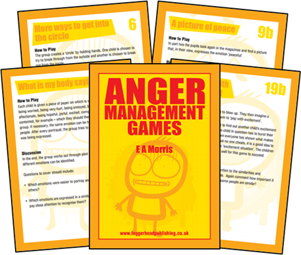Anger Management Games Primary
