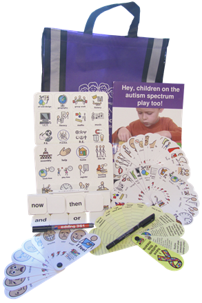 Autism in the Classroom Kit in a Bag