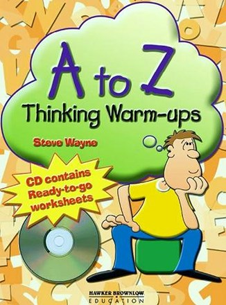A to Z Thinking Warm-Ups
