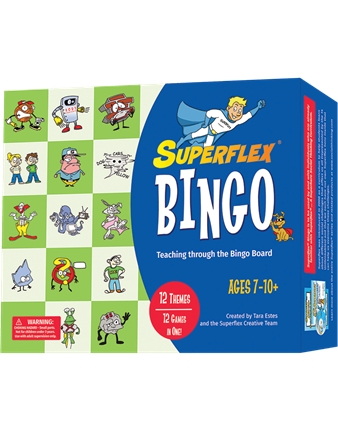 Superflex Bingo *SECONDS*