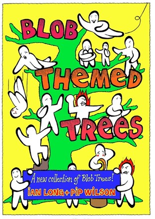 Blob Themed Trees Book