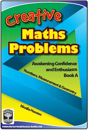 Creative Maths Problems Book A