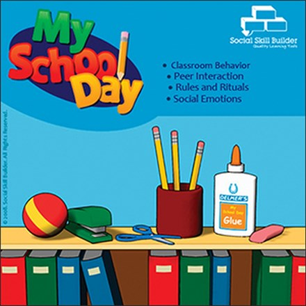 My School Day Enhanced Interactive CD