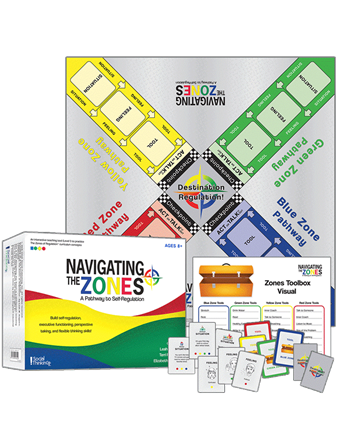 Navigating The Zones - A Pathway to Self-Regulation