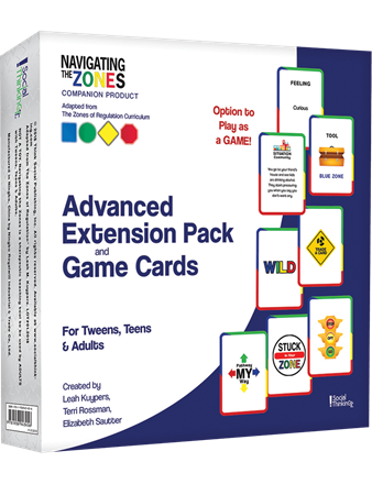 Advanced Extension Pack and Game Cards for Navigating The Zones *SECONDS*
