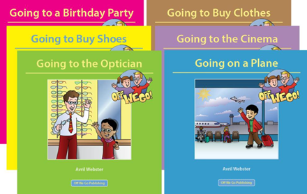 Off We Go: Set B (6 Books)