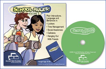 School Rules! CD Volume 2